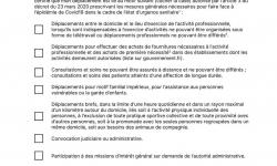 CADRE D'INTERVENTON DE LA POLICE MUNICIPALE