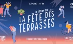 La Fête des Terrasses le 1er juillet 2020