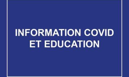 INFORMATION DE L'ÉTAT POUR NOS JEUNES