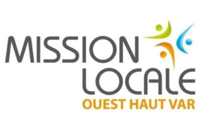 LA MISSION LOCALE OUEST HAUT VAR A  ADAPTÉ SES MODALITÉS D' ACCOMPAGNEMENT DES JEUNES