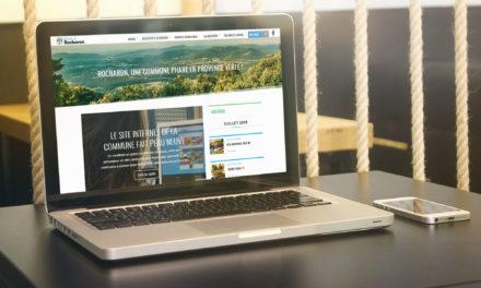 Le site Internet de la commune fait peau neuve