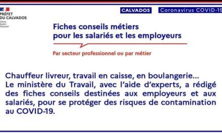 INFORMATION DE L'ÉTAT